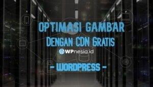 Optimasi Gambar WordPress