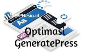 Optimasi GeneratePress