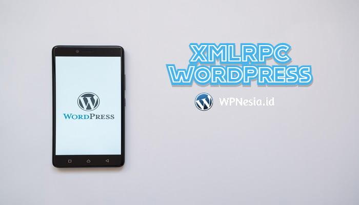 Xmlrpc WordPress
